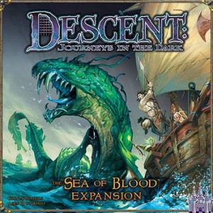 Descent - Sea of blood