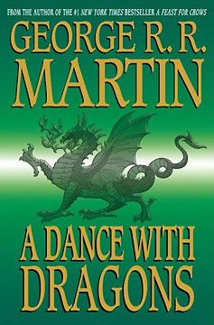 George Martin - A Dance with dragons... quando vedrà la luce?