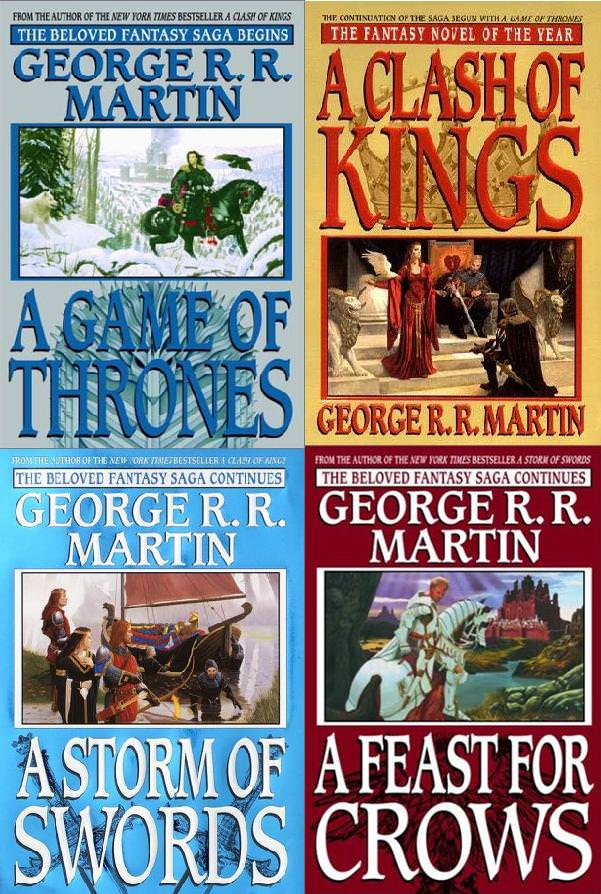 George Martin - A Song of Ice and Fire