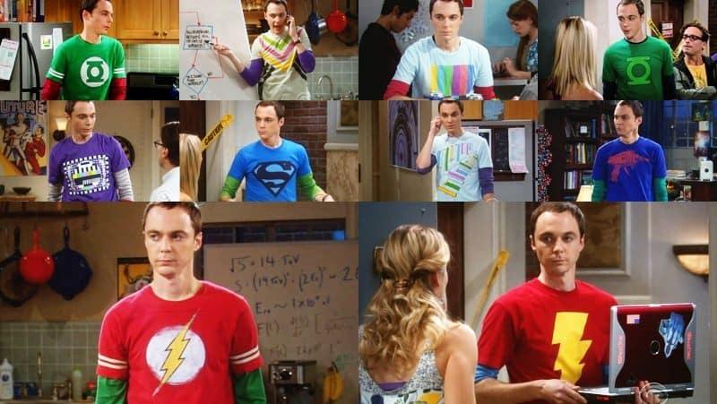 Sheldon-s-T-shirts-the-big-bang-theory