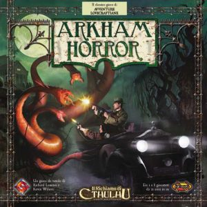 Arkham Horror - scatola