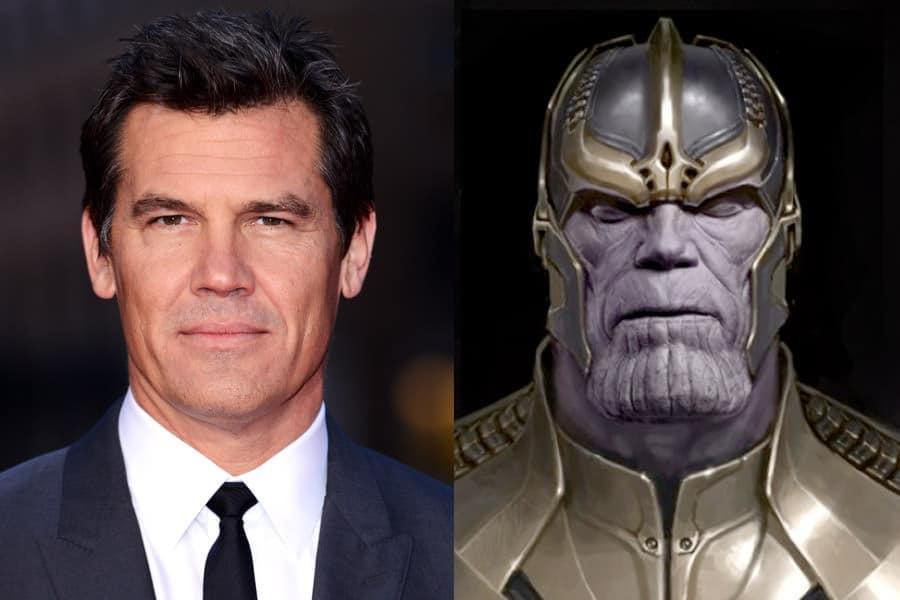 Thanos apparirà nei guardiani della galassia e sarà