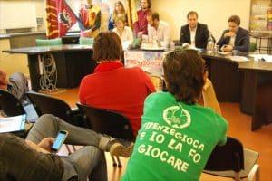 FirenzeGioca - tavolo conferenza stampa - ph Simone Cresci