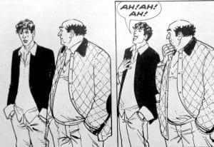 Non proprio tutti hanno reagito così, quando hanno saputo il nome di Bloch.