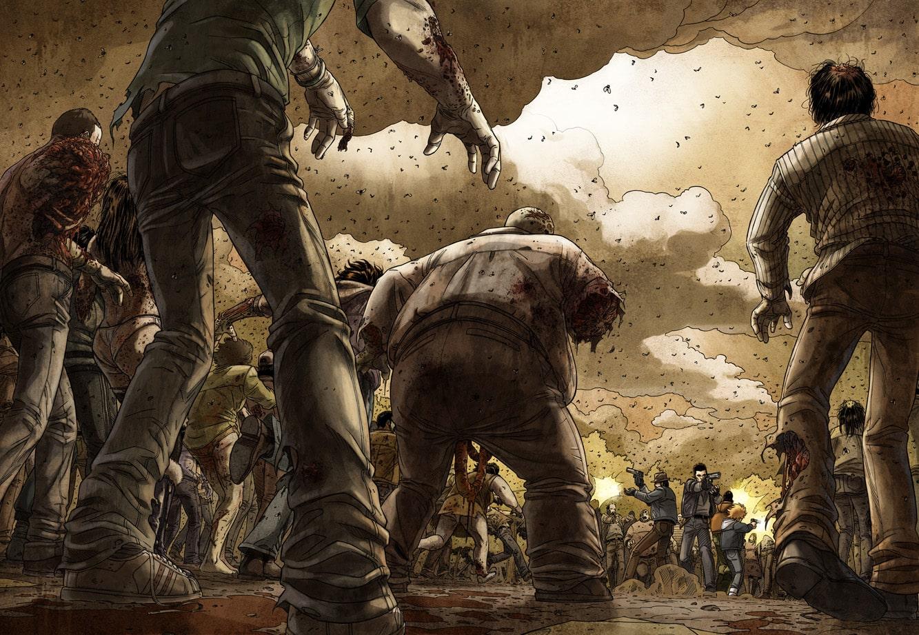 Samurai vs zombies defense hack slash strategic rpg gioco