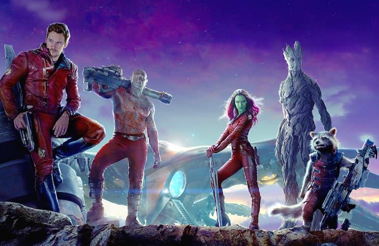 Avengers spostatevi! la recensione dei guardiani della galassia