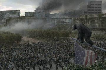 Pianeta delle scimmie: Apes Revolution in blu ray, disponibile dal 2 dicembre