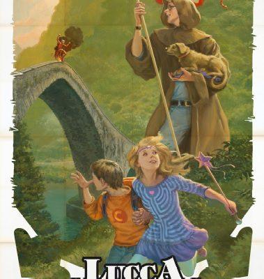 Lucca Comics 2017 poster